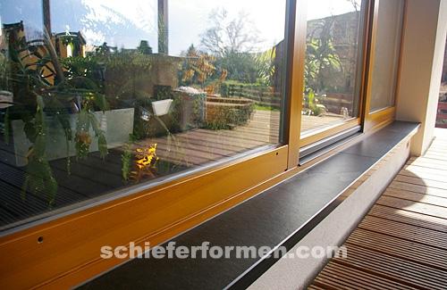 Schieferformen - Schieferfensterbank Schiefer Fensterbank brazil ...