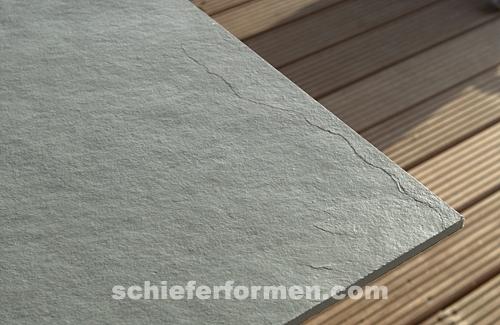 Bodenplatte kamin schiefer